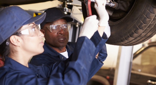 DMS Releases Annual Report on Repair and Mechanics Education Demand Generation