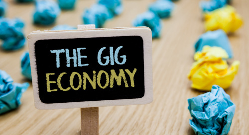 Understanding Who Works In The Growing Gig Economy