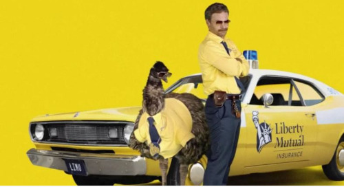 Liberty Mutual Insurance Releases A Series Of Commercials Featuring New Mascot LiMu The Emu