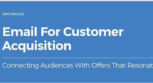 Email For Customer Acquisition