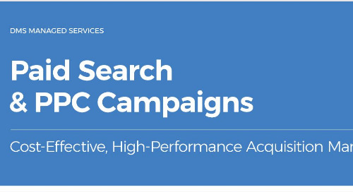 Paid Search & PPC Campaigns