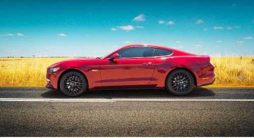 Marketing American Muscle: The Mustang Still Gallops