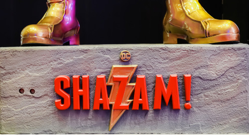 Warner Bros. Partners With Snapchat For Voice-Activated AR Lenses Promoting DC Comics Superhero Movie Shazam!