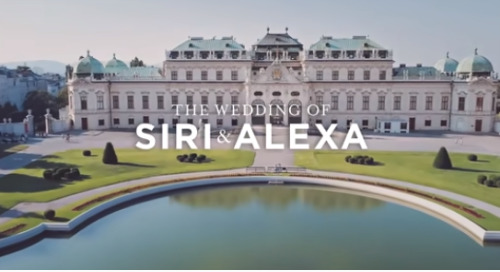 Siri And Alexa Get Married For Pride, Inclusion And European Tourism