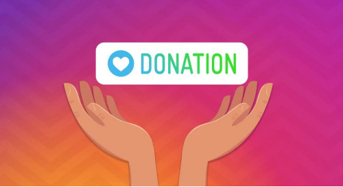 What Is The Instagram Donation Sticker?