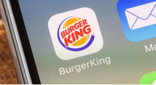 Burger King Generates App Usage With Purpose-Driven Campaign