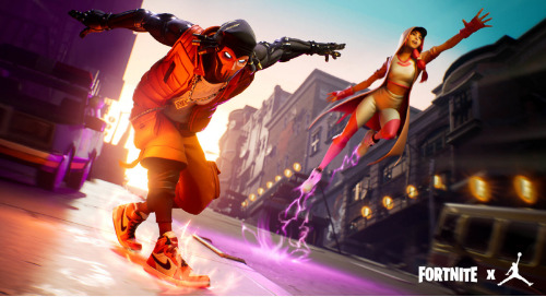 Jordans Available On Fornite Deliver Urban Style For New Game Mode