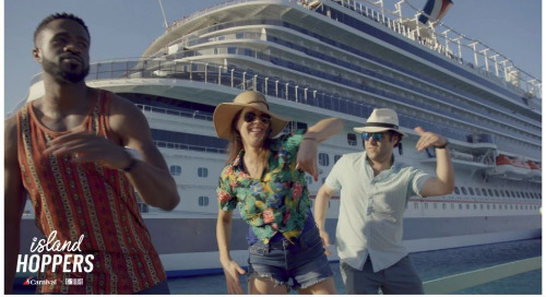 Carnival Cruise Line Debuts Mobile Comedy Series With Thrillist