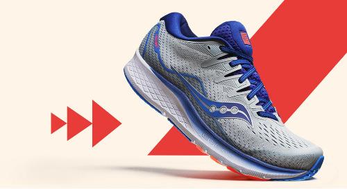 Run For Good: Saucony Launches Instagram Relay Race