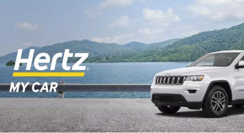 Hertz Launches A Pilot Car Subscription Service