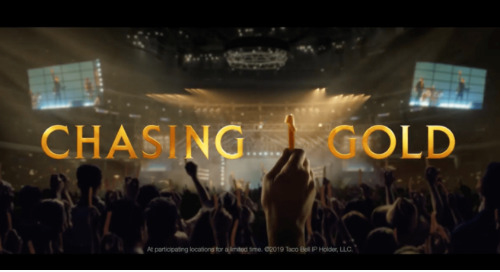 Taco Bell's Nacho Fries Capture Gold: A Cinematic Commercial And Song