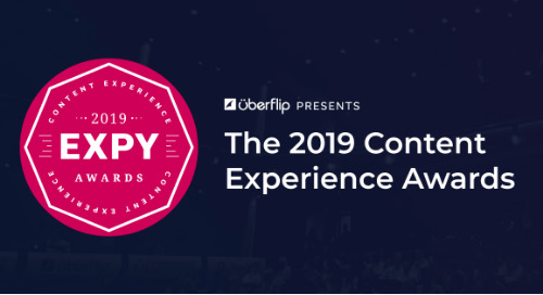 DMS Nominated For EXPY's Best Web Experience Award
