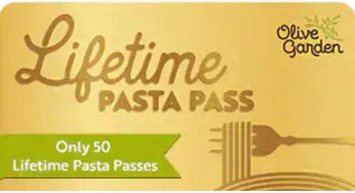 Olive Garden Leverages Multimedia Digital Campaign To Introduce Lifetime Pasta Pass