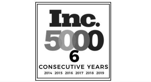 Digital Media Solutions Secures Sixth Consecutive Ranking On Inc. 5000 List