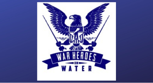 DMS Supports Our Nation's Heroes With Sponsorship Of Second Annual War Heroes On Water Tournament