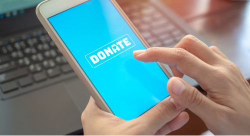 Using Text-To-Donate As Part Of A Multichannel Fundraising Marketing Campaign