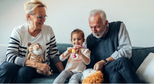 Grandparents Are A Growing Audience For The Toy Market