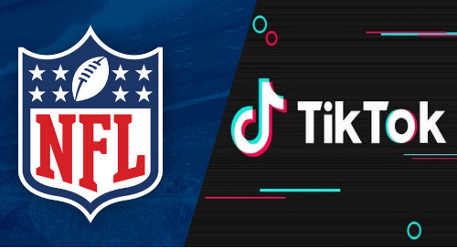 NFL X TikTok: A Partnership Designed To Inspire Younger Audiences