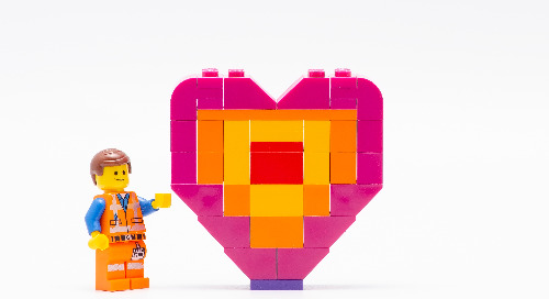 """The LEGO """"Rebuild The World Ad"""" Campaign Embraces A Global View"""