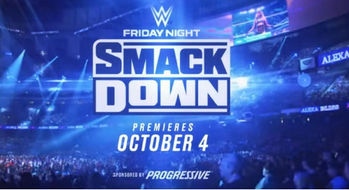"Progressive Pairs Pro Wrestling With Immersive Advertising As Title Sponsor Of ""Friday Night SmackDown"""