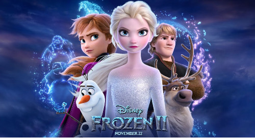 Frozen 2 Anticipated To Dominate Marketing This Holiday Season