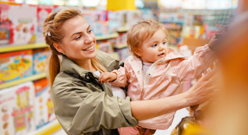Where Are Parents Shopping For Toys?