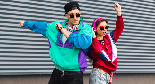 90s Fashion Appeals To Gen Z & Offers Engagement For Digital Marketers