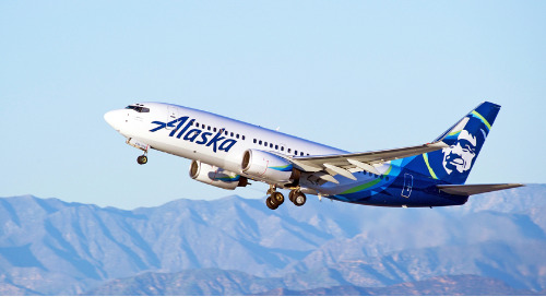 Alaska Airlines Leverages Real-Time Data In New Promotion: Just The Facts
