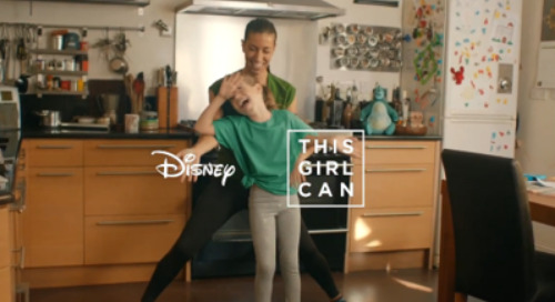 Disney Partnership Inspires Girls