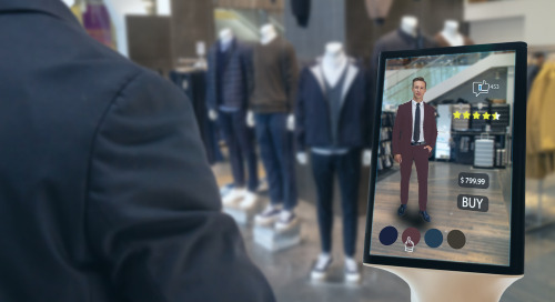 Dior & Gucci Are Outfitting Their Brand Marketing With AR
