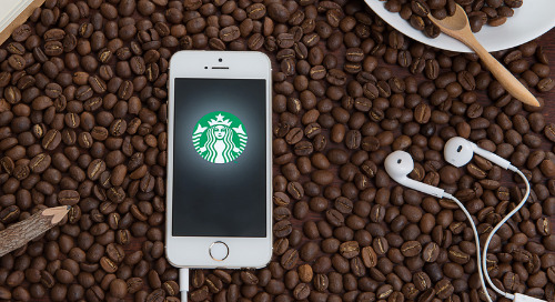 "Starbucks Optimizes Mobile With New ""Pickup Store"""