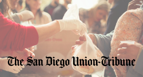 DMS Featured In The San Diego Union Tribune For Our Philanthropic Culture
