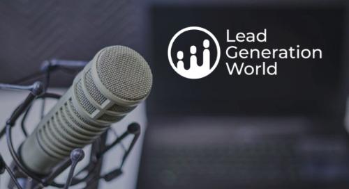 DMS EVP Of Insurance Taryn Lomas On The Lead Generation World Podcast