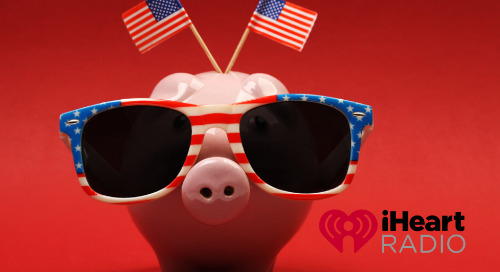 DMS Report About Memorial Day Spending Shared By iHeart Radio