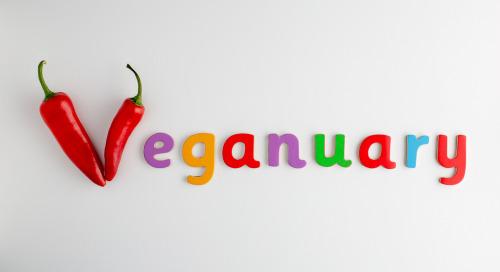 Veganuary: Inspiring People To Try Vegan Options Through Fresh Marketing Campaigns