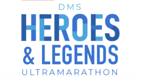 DMS Embarks On 48-Hour, 220-Mile Race For 2nd Annual DMS Heroes & Legends Ultramarathon