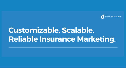 Customizable. Scalable. Reliable Insurance Marketing.