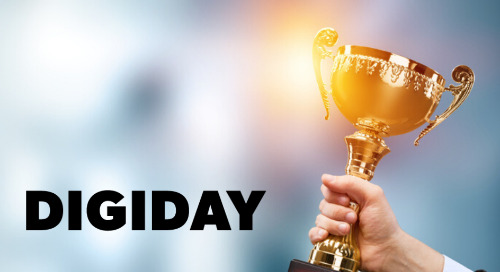 DMS Becomes Finalist For Digiday Content Marketing Awards