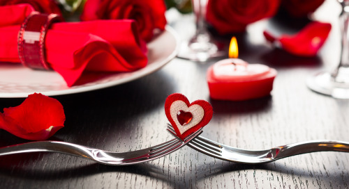 Valentine's Day Marketing Campaigns Bring Love & Food To Diverse Audiences
