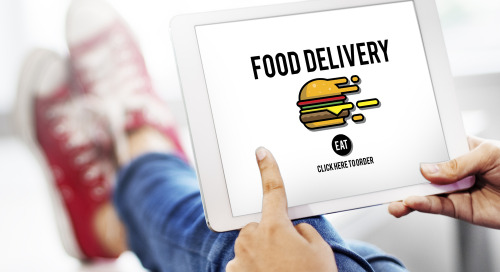 The Food Delivery Wars: Will Brands Differentiate Themselves In This Commodity-Based Market?