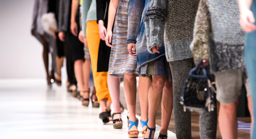 Stand-Out Partnerships Take The Stage At New York Fashion Week 2020