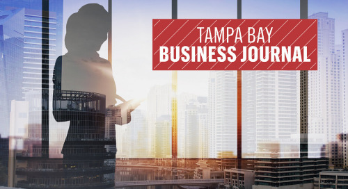 DMS CMO Kathy Bryan In Tampa Bay Business Journal After Promotion