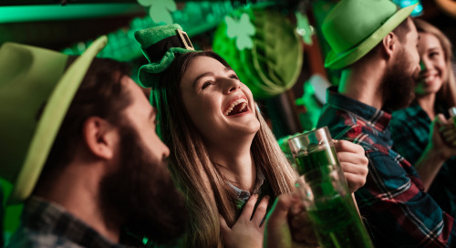 4 Brands Try Their Luck With St. Patrick's Day-Themed Marketing Campaigns
