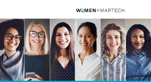 Women Of Martech Launches To Amplify Contributions Of Female Leaders