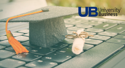 DMS In University Business: Data-Based Report On The State Of Online Vs. Campus-Based Higher Ed Demand