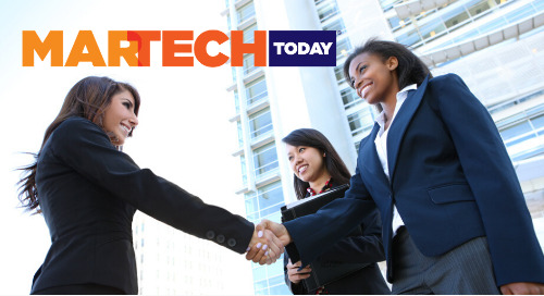 DMS Leaders Featured In Martech Today After Founding Women Of Martech