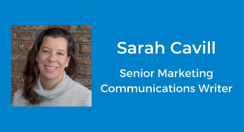 Sarah Cavill