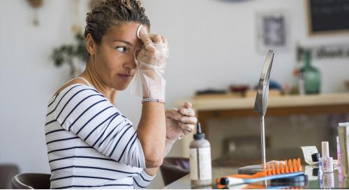 Evolving Quarantine Demands: Home Hair Care Product Sales Surge