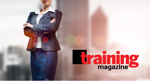 DMS Featured In Training Magazine -- On Employee Engagement During Times Of Uncertainty
