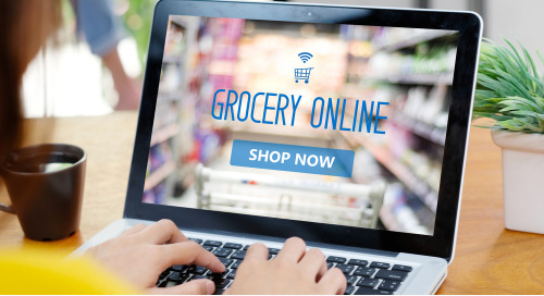 Online Grocery Ordering Trends Evolve During Quarantine